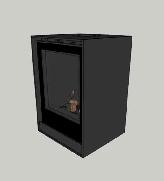 BOX gas 45
